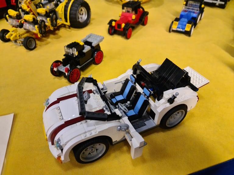 Lego-Cabrio