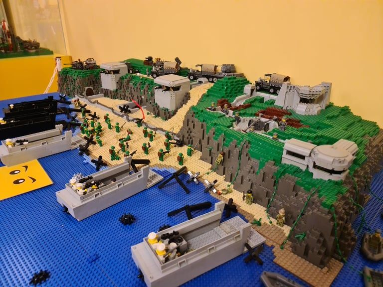 Lego-D-day