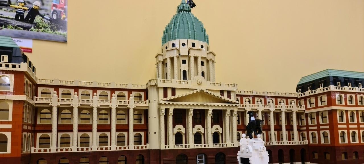 Lego Miniature Castle