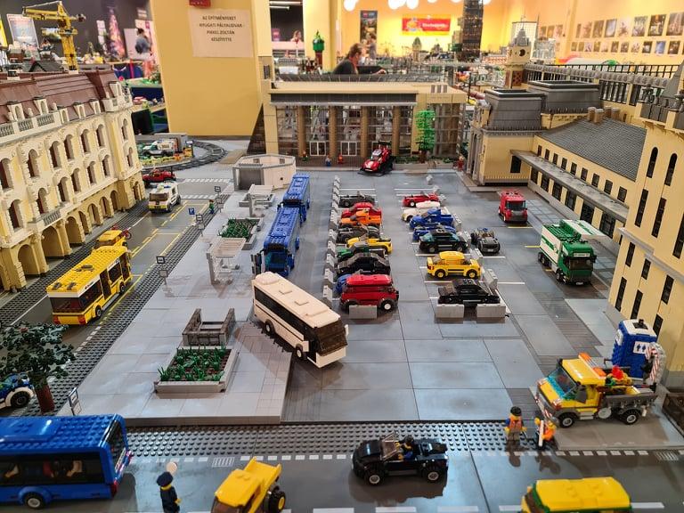 Lego-Nyugati-Railway-Station-Parking-Lot