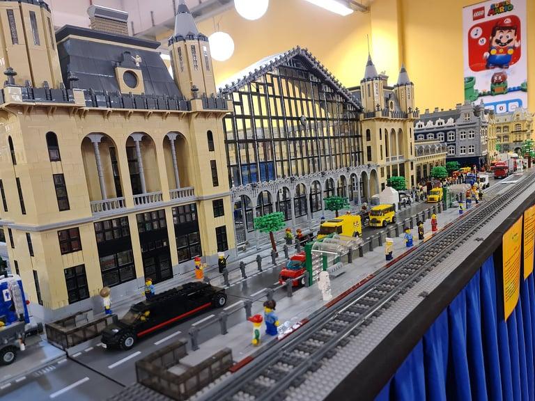 Lego-Nyugati-Railway-Station