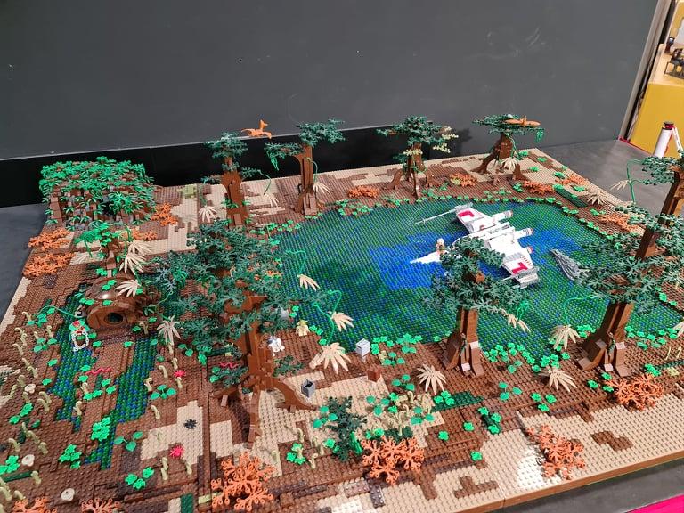 Lego-Star-Wars-Dagobah