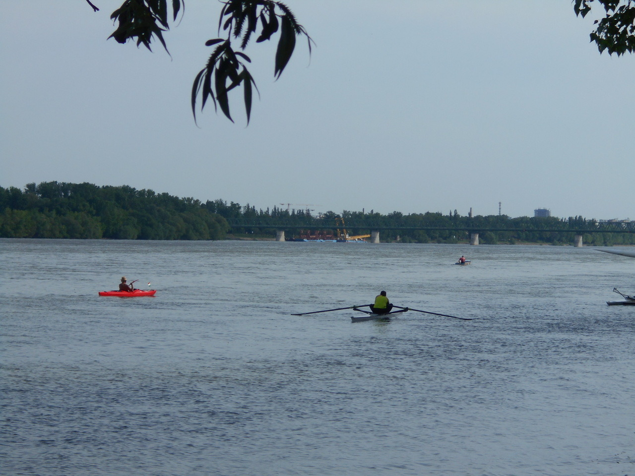 Roman Beach Római Part Duna Danube Sports Nautiques Vizisport