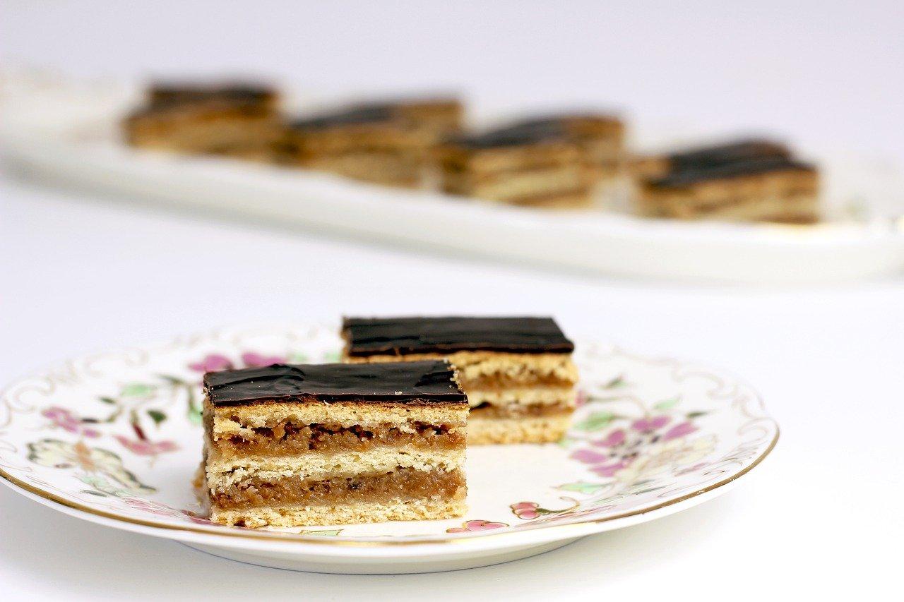 zserbó confectionery hungary dessert