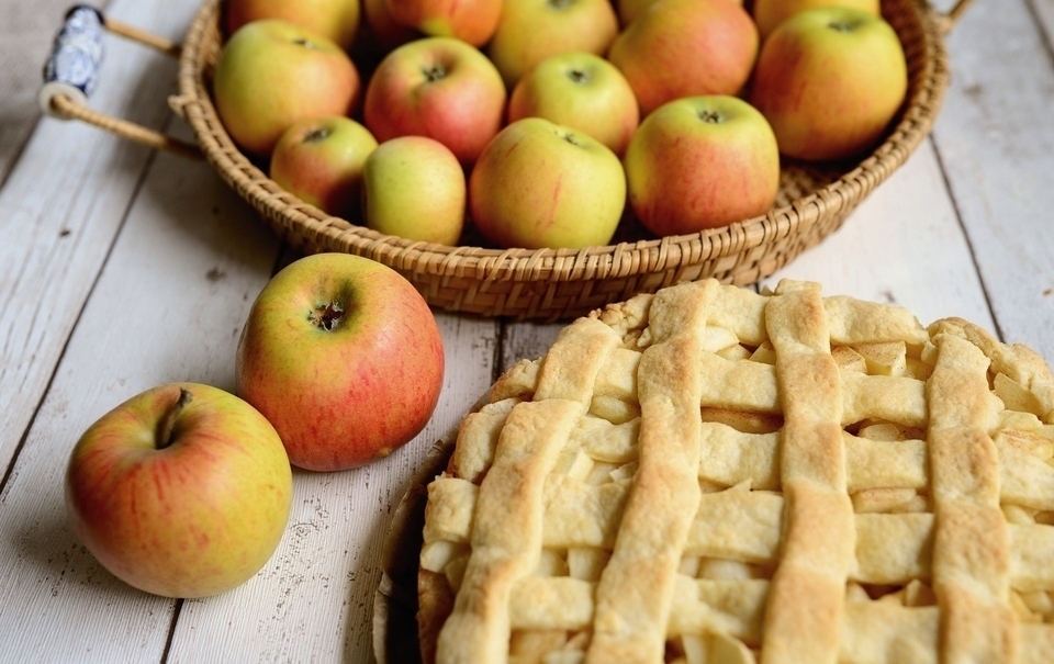 Grandma's classic apple pie and other fall recipes