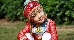 child mongolia
