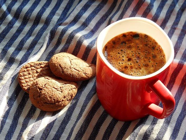 coffee biscuit pumpkin recipe