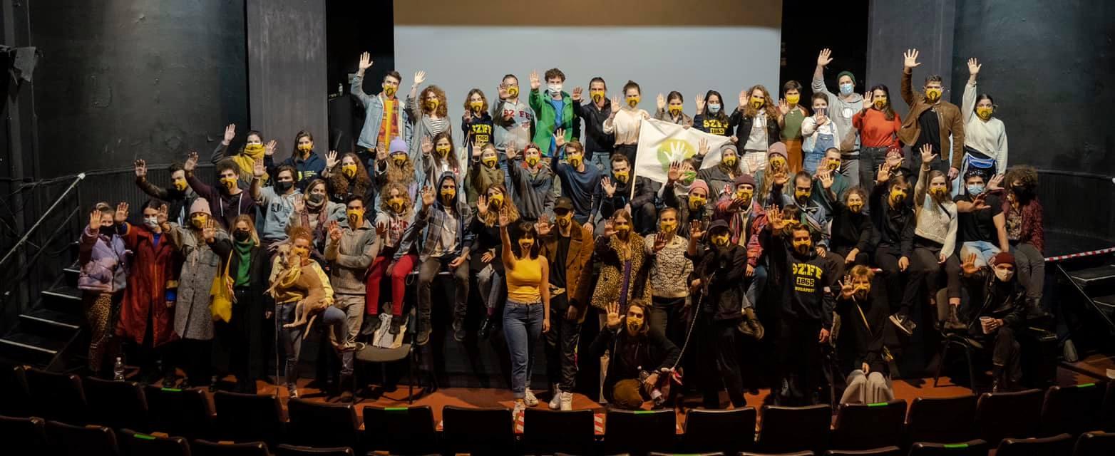 blocus universitaire de théâtre