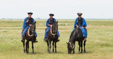 hortobágyi lovasok