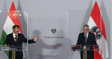 hhungary austria ties