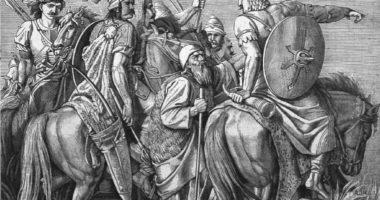 huns hungary history illustration A_magyarok_megérkezése_az_új_hazába