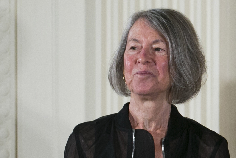 Prix Nobel Louise Glück
