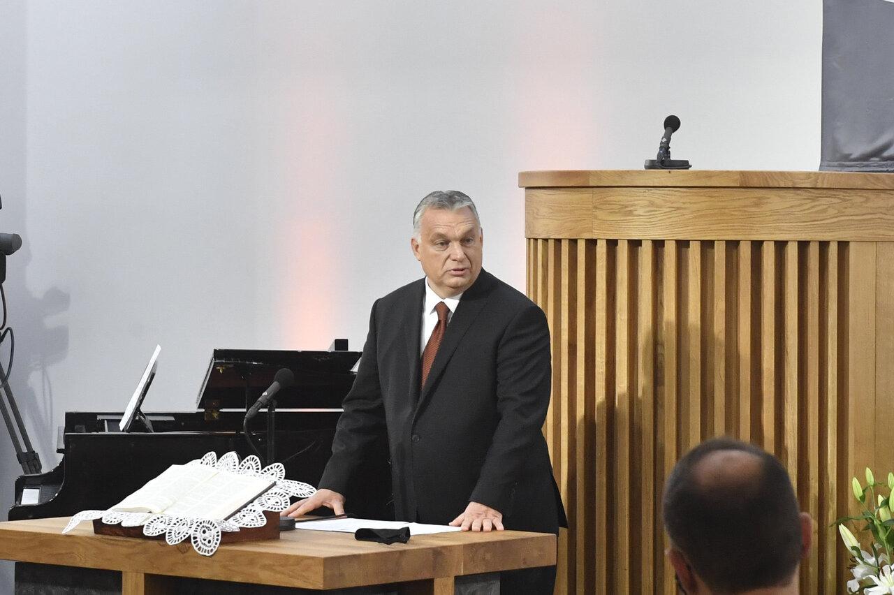 orbán on reformation