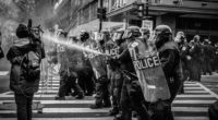 police usa george floyd black lives matter hungarian