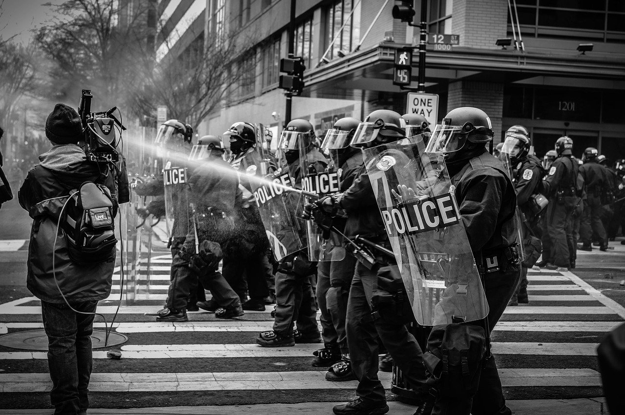 police usa george floyd black lives matter hungarian
