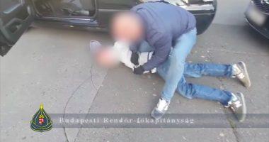 police bust drug dealers budapest