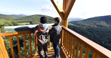 Hungary travel tourism view