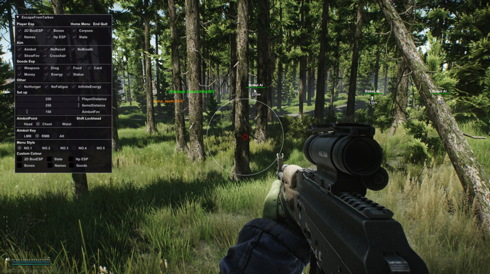 Undetected Escape from Tarkov Hacks: Do they Really Exist? – Daily News  Hungary