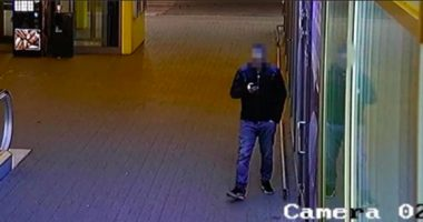security tape érd bus thief