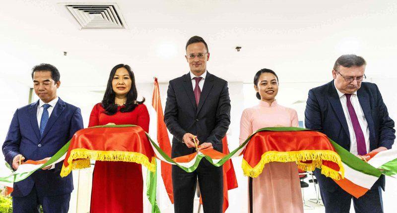 hungary vietnam cooperation