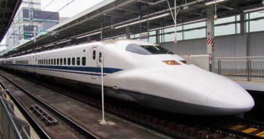 train super fast railway