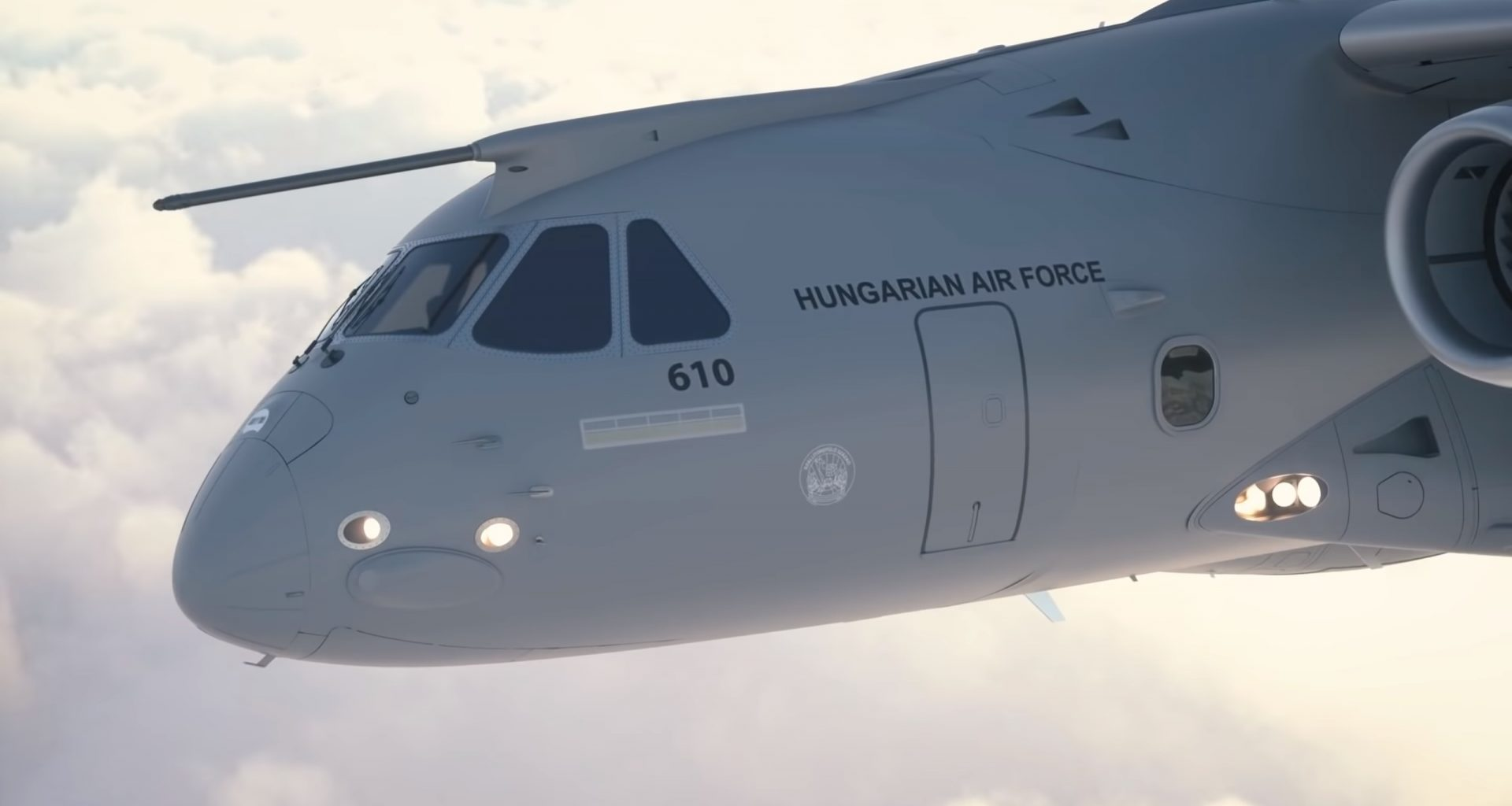 Hungarian army buys Embraer aircraft kc-390