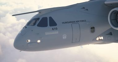 Hungarian army buys Embraer aircraft kc-390