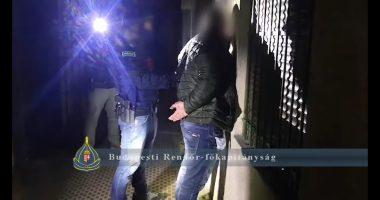Rendőrségi letartóztatás Police arrest