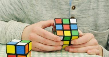 Rubik Kocka Cube Magic