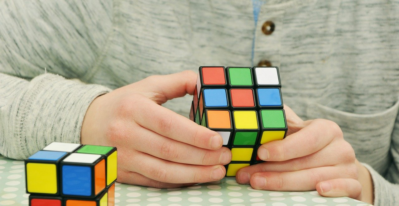Rubik Kocka Cube Magic