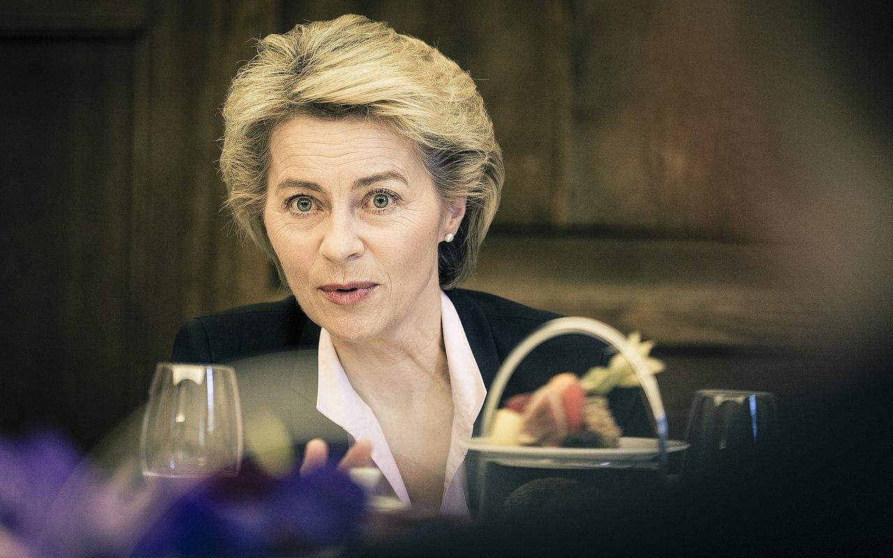 Ursula von der Leyen EC President