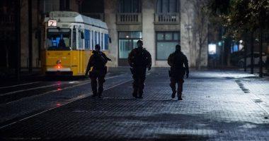 budapest curfew coronavirus