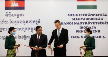 cambodia Hungary consulate phnom penh