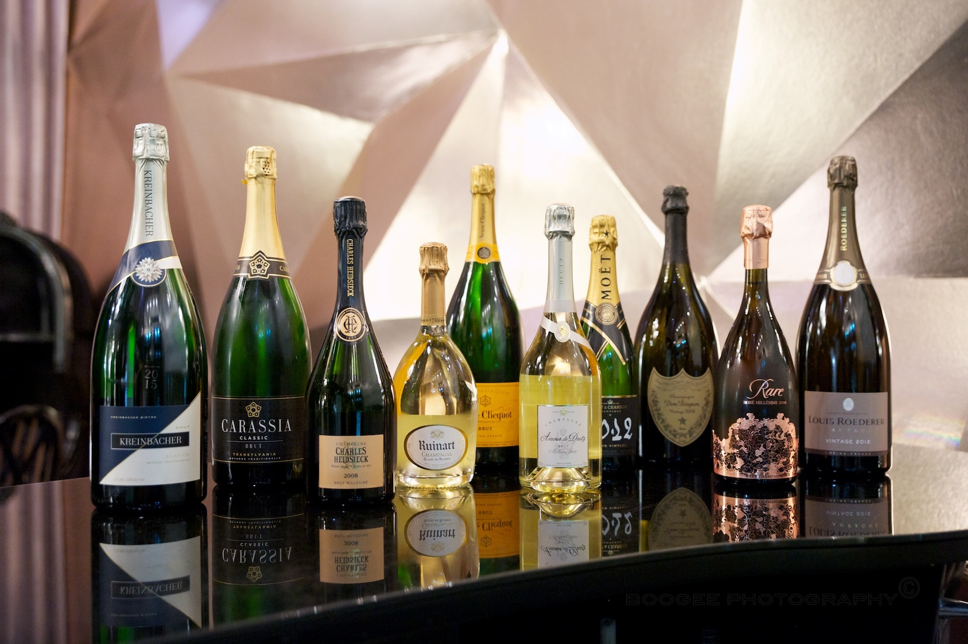 Hungarians win golden prize at the world's most prestigious sparkling wine competition!