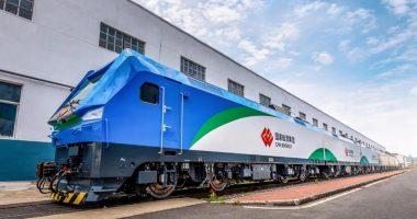 crrc china locomotive