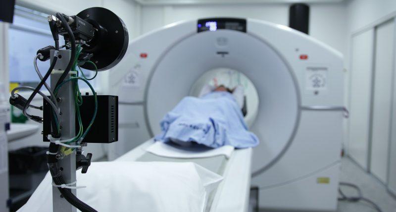 ct machine hospital