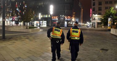 curfew in budapest