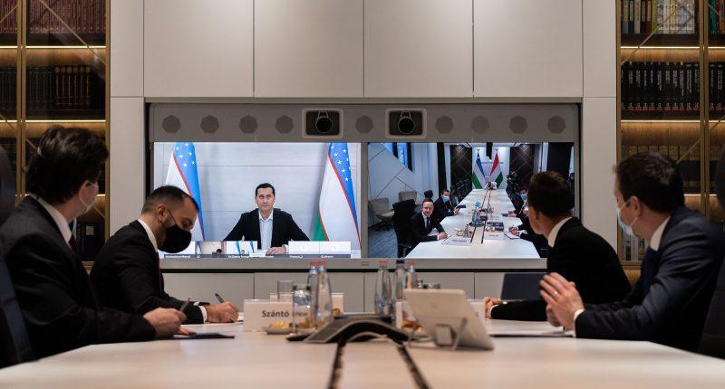 hungary uzbekistan
