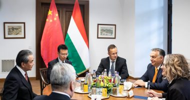 orbán chinese foreign minister