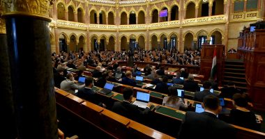 parliament-Hungary