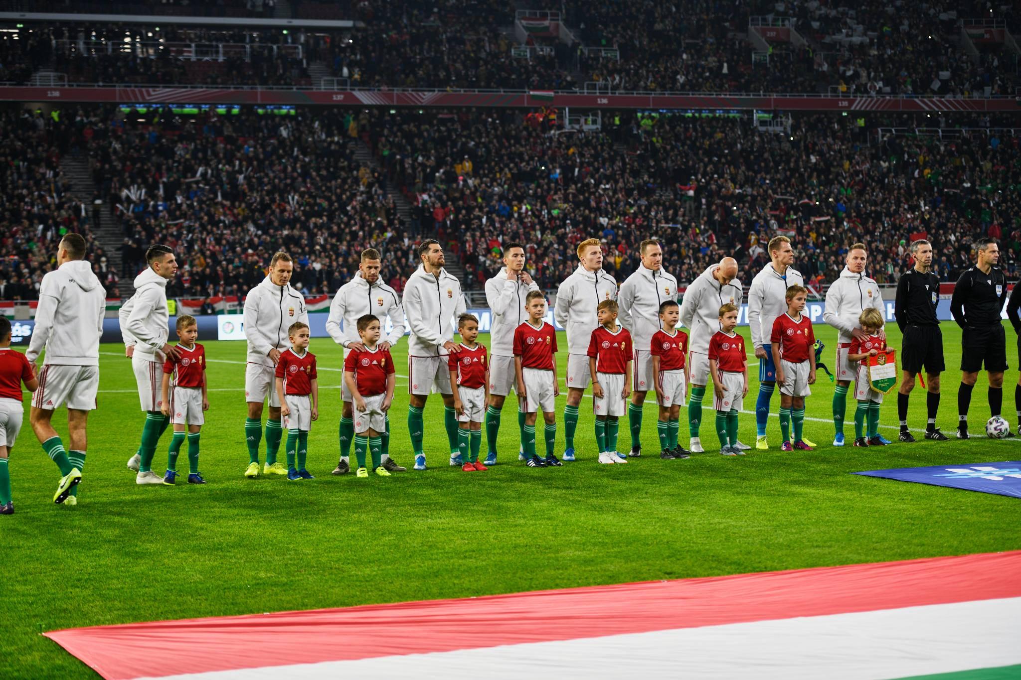 puskás football Hungarian team