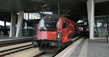 railjet vienna budapest railway
