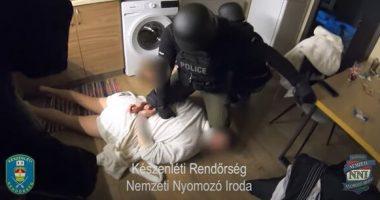 police raid drug dealer