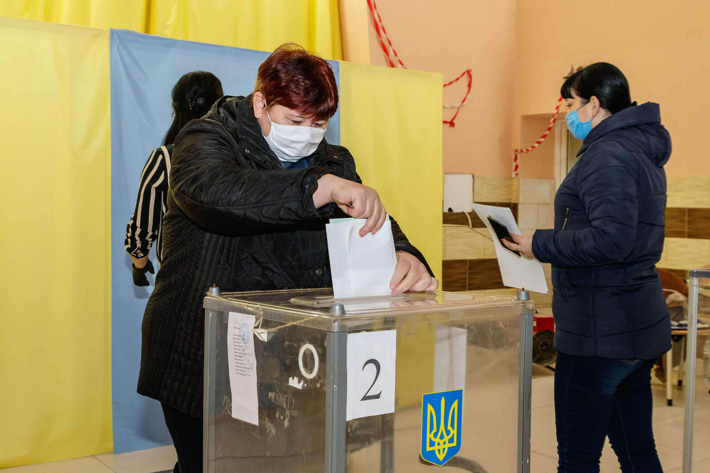 élection ukrainienne