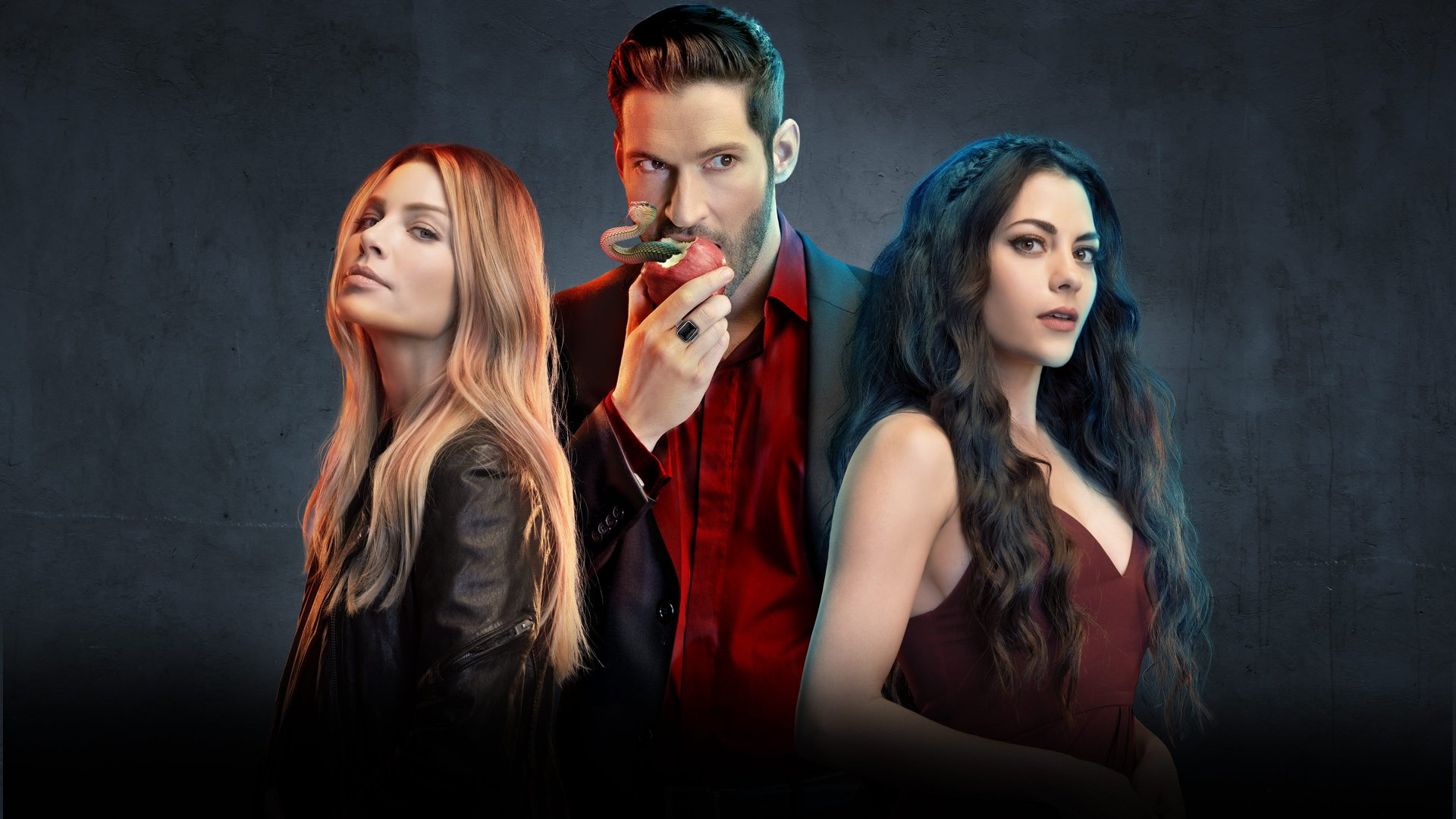 Lucifer Series Sorozat Netflix