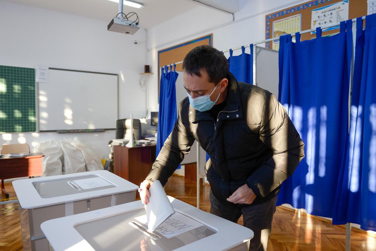 Romania-election