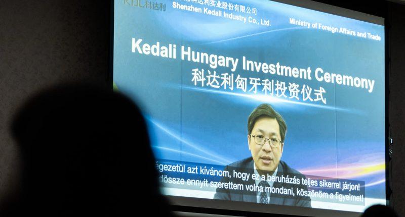 Shenzhen Kedali in Hungary