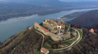 The Danube Bend and the Citadel of Visegrád, photo: MTI