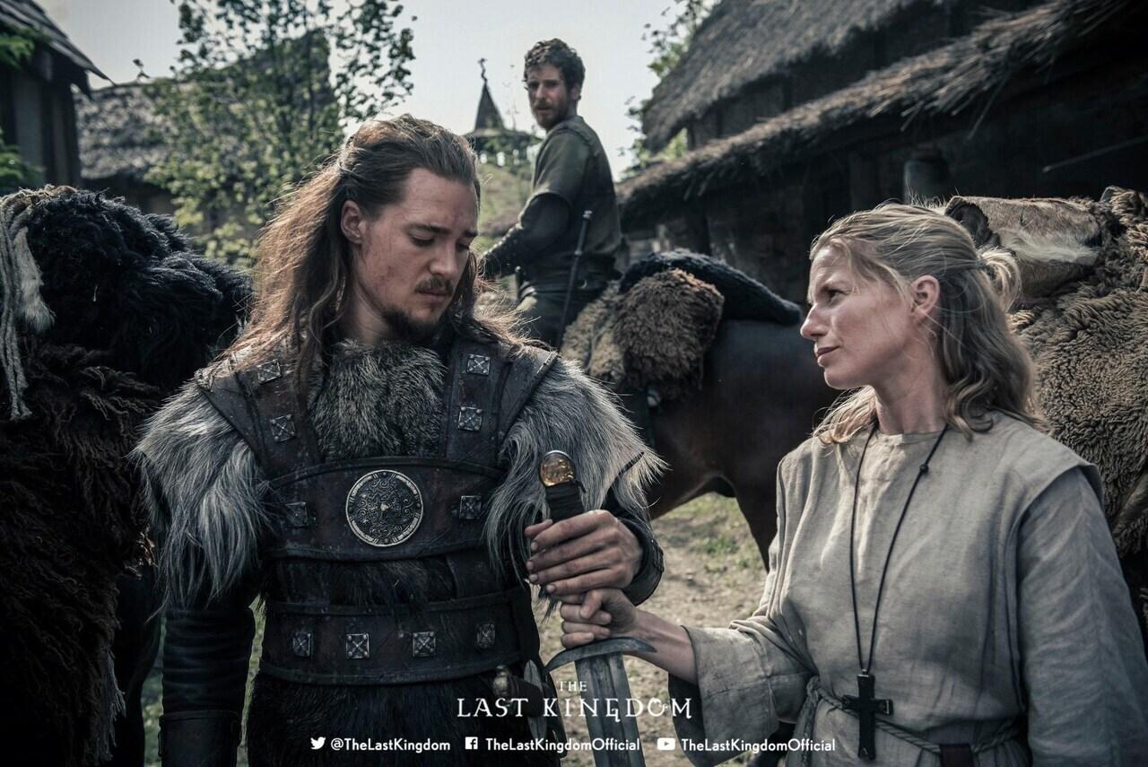 The Last Kingdom Film Movie Set Díszlet