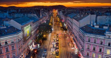 boulevard budapest
